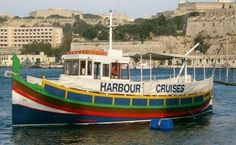 The Best Traditional 2 Harbours Malta Day Cruise: Enjoy our Latini Cruise around the two natural harbours and their ten creeks. A detailed commentary will help to unfold the history of Valletta and the Three Cities dating back to 1565. Visiting historical forts, battlements and the ten creeks from the sea, will give a different prospective of days gone by as you witness Malta's living past and busy present dockyards & marinas.