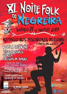 Concello de Negreira - XI Noite Folk de Negreira