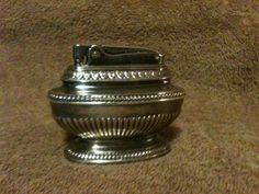 1936 Ronson Queen Anne Tabletop Lighter