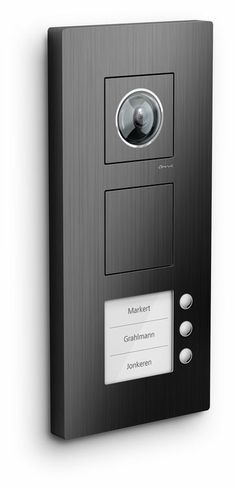 Carus IRIS | Audio and video doorstations | Beitragsdetails | iF ONLINE EXHIBITION