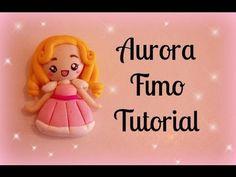 ♡ Aurora in fimo - tutorial / Aurora Polymer Clay Tutorial ♡