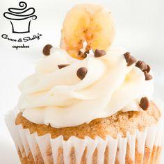 Banana cupcake!