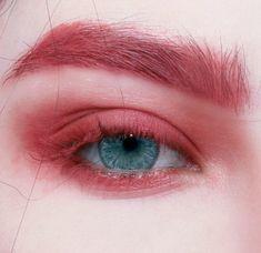Red eye make-up up aesthetic Makeup Trends, Makeup Inspo, Makeup Art, Makeup Inspiration, Makeup Tips, Beauty Makeup, Hair Makeup, Makeup Ideas, Asian Makeup Tutorials