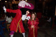 Disney character interaction ideas