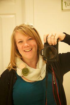 love everyday: Tutorial Thursday: DIY fleece scarf!