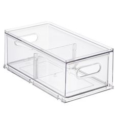 Fridge Drawers, Fridge Storage, Refrigerator Organization, Storage Drawers, Kitchen Organization, Storage Organization, Storage Ideas, Under Bed Drawers, Under Bed Storage