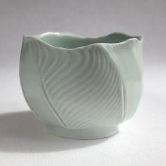 Markus Jungmann  porcelain  blue-green celadon