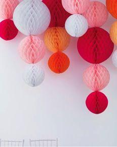 red/white/pink/orange