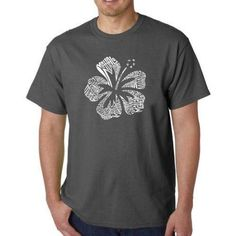 Los Angeles Pop Art Men's T-shirt - Mahalo