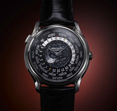 PROFESSIONAL WATCHES: Patek Philippe World Time Moon 5575