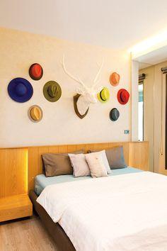 ไอเดียตกแต่งหัวเตียง Bed Story, Master Bedroom, Interior Design, Furniture, Home Decor, Ideas, Master Suite, Nest Design, Decoration Home