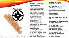 Gedicht Poesie Grusskarte Spruchkarte   Drachenkind