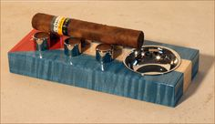 Elie Bleu Humidors and Cigars accessories by Comptoir du Cigare - St. Barts, St-Barth, Saint-Barthélemy