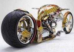 Harley Davidson & Choppers