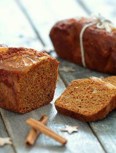 On dine chez Nanou: Pain d'épices à l'orange confite