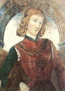 "Amadeus IX (1435-1472) Duke of Savoy. Nicknamed ""The Happy""  The Catholic Church venerates him with a liturgical feast on March 30."