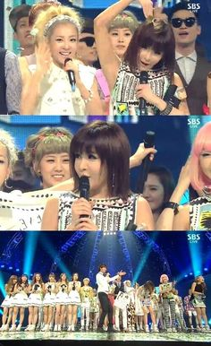 @haroobomkum #2NE1 BOM: I wanna tell our fans that I love  them so much!