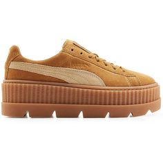 54ad956e2f1bf9 FENTY Puma by Rihanna The Cleated Creeper Sneakers ( 180) ❤ liked on Polyvore  featuring
