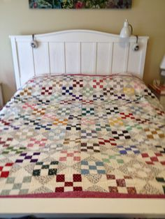 PugMom Quilts!: April Quilt of the Month
