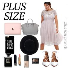 """Size doesn't matter"" by lildae on Polyvore featuring Little Mistress, Givenchy, Eugenia Kim, Chanel, NARS Cosmetics and Guerlain"