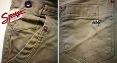 Pantalone skinny fit  http://www.spagoabbigliamento.it/prodotto/pantalone-cinque-tasche-jack-berry/  #Collezione #Collection #SpagoAbbigliamento #pantalone #trouser #telajeans #skinnyfit #AbbigliamentoUomo #AbbigliamentoRavenna #Accessori Ravenna RavennaToday Abbigliamento