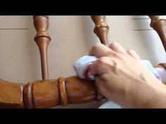 DIY Oil and Vinegar Furniture Scratch Removal Trick - iSaveA2Z.com