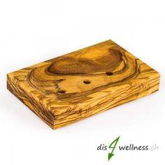 Olivenholz Seifenschale Timber Wood