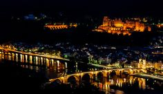 Heidelberg, Germany | 32 Magical Destinations To Visit In This Lifetime