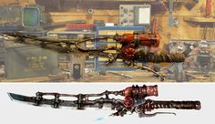 I Made The Flaming Sword From Fallout 4 In Real Life | Bored Panda