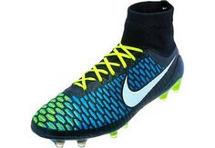 Fast Shipping on the Black, Blue Lagoon & Volt Nike Magista Obra Firm Ground Soccer Cleats. Easy Returns on all Nike Soccer Shoes. Shop our large selection of Nike Soccer Cleats! Best Soccer Cleats, Nike Cleats, Soccer Gear, Soccer Gifts, Nike Soccer, Soccer Stuff, Football Shoes, Football Cleats, Soccer Shoes