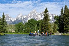 Floating 10 miles down the Snake River past the Teton Range in Grand Teton National Park should be on every Jackson Hole visitor's to-do list.