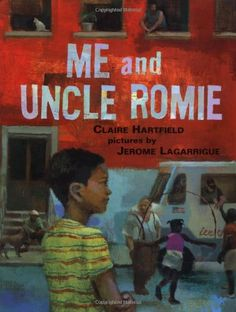 Me and Uncle Romie: a story inspired by the life and art of Romare Bearden by Claire Hartfield ; paintings by Jerome Lagarrigue ▪ Author: Hartfield, Claire Harlem Renaissance Literature, Art Books For Kids, Romare Bearden, Elementary Art Rooms, Reading Street, African American Artist, Art Classroom, Classroom Resources, Black History Month