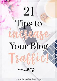 """The one question I hear bloggers and entrepreneurs ask every day, is """"How  do I get more traffic?"""" Other variations of it include, """"How do I promote  my blog?"""" Where do I find readers?"""" And """"How do I get more views on my  website?""""  I put together 20 tips that will help you optimize your blog or website,  promote better, and get the traffic you want so that you can reach more  readers and get your message out where it belongs.  1. Know Your Ideal Reader/Client-  If you don't know who…"""