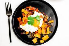 Sweet Potato Hash Recipe by @draxe