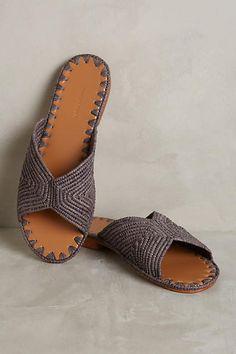 Carrie Forbes Salon Slide Sandals