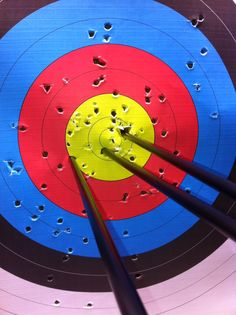 Deze hoogste score (25 m) van 29 punten haalde ik op 25-02-2014.