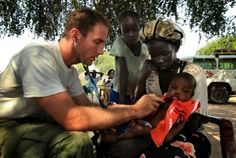 Nurse: Doctors without Borders