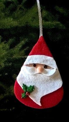 BIENVENUE >^.^< WELCOME! BONJOUR! Nous voici à notre huitième rendez-vous pour ce projet Scandi Christmas, Handmade Christmas Tree, Felt Christmas Ornaments, Christmas Sewing, Noel Christmas, Christmas Craft Projects, Cute Crafts, Diy And Crafts, Christmas Crafts