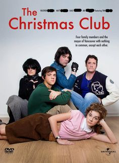 This year's 'Breakfast Club' movie poster imitation : 2013