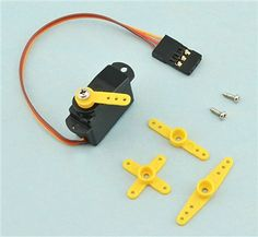 Featherweight Micro Servo (Package of 2)