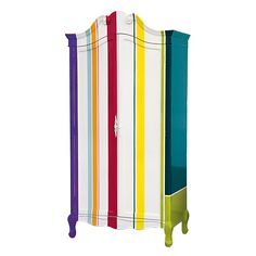 Stripes Wardrobe - I'm not sure what keeps me from being Willy Wonka