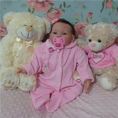 Bebê Reborn Manuella