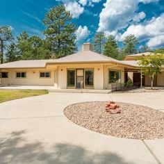 Guest House Shed, Yard Sheds, Prescott Arizona, Laundry Room Bathroom, House Yard, New Kitchen Cabinets, Workout Rooms, Acre, Real Estate