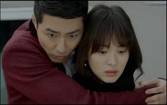 That Winter the Wind Blows ♥ Song Hye Kyo  ♥ Jo In