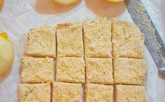 Zesty raw lemon slice