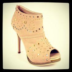 open boot # brazilian shoes
