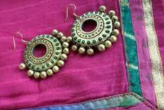 Terrocota Earrings