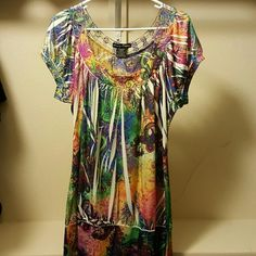Simply Irresistible shirt Multi colored Simply Irresistible  Tops Blouses