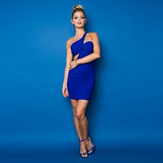 SEEING BLUE: Make a splash in rich cobalt and royal hues