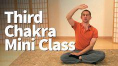 Dahn Yoga Exercise: Mini Yoga Class to Stimulate the 3rd Chakra